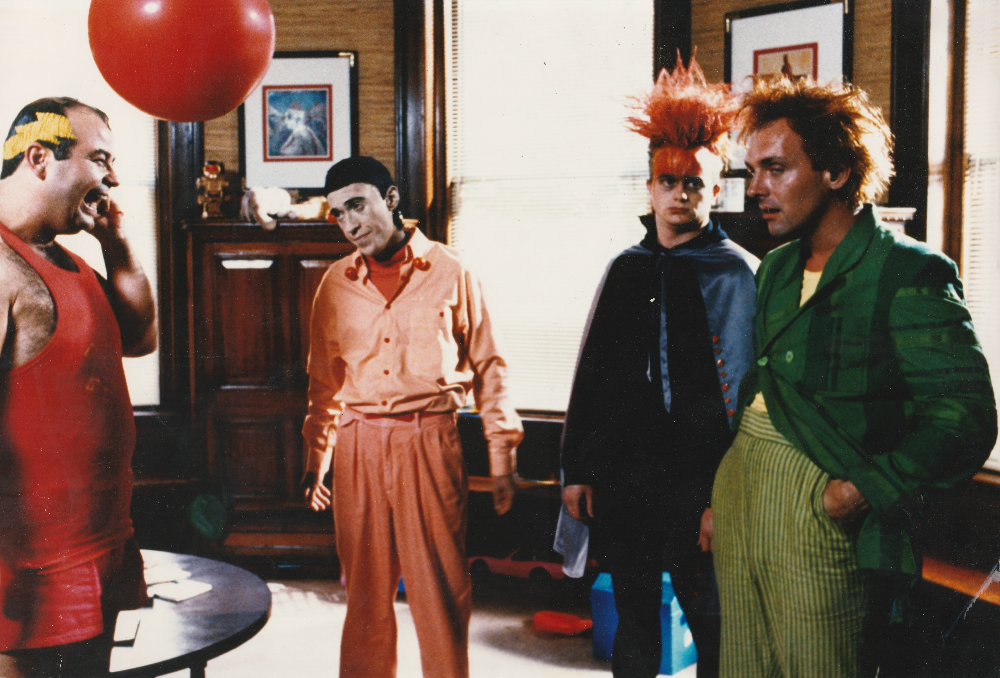 drop dead fred Drop dead fred, movie, 1991 imdb pictures provided by: boogieman  +time, if  avail) also known as: frais de l'air fred (france) va' all'inferno fred (italy.
