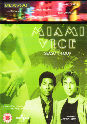 Miami Vice: Missing Hours